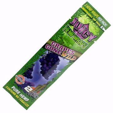 JUICY JAYS GRAPES GONE WILD HEMP WRAPS