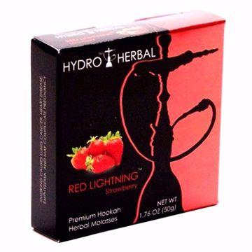 HYDRO HERBAL RED LIGHTING SHISHA (STRAWBERRY)
