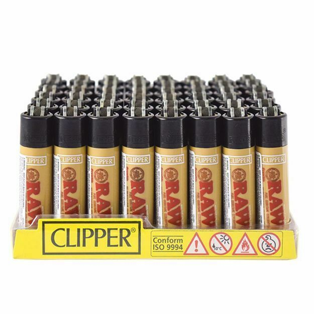 CLIPPER RAW MICRO LIGHTER