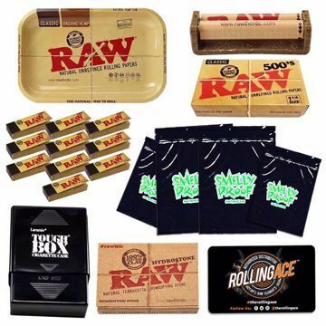 RAW CLASSIC MEGA BUNDLE WITH TIPS