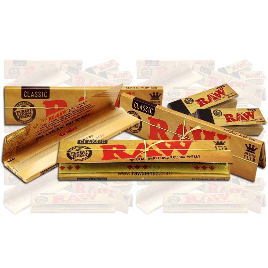 Picture for category King Size Rolling Papers