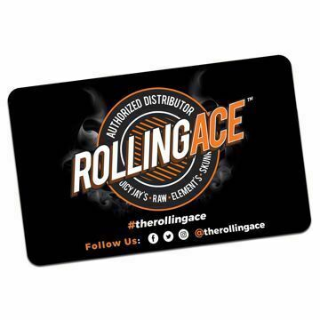 Rolling Ace Scoop Card