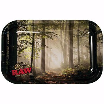 RAW SMOKY FOREST ROLLING TRAY